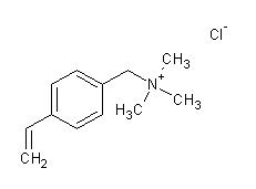 7538-38-7;26616-35-3 Trimethyl(vinylbenzyl)ammonium chloride