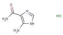 4-氨基-5-咪唑甲酰胺盐酸盐 72-40-2