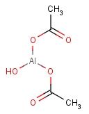 乙酸铝,碱式 142-03-0