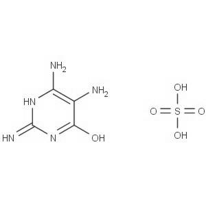 2,5,6- Triaminopyrimidin-4-ol sulphate 1603-02-7