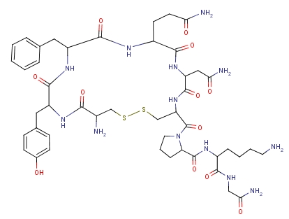 Lysipressin 50-57-7