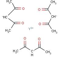 Yttrium acetylacetonate 15554-47-9