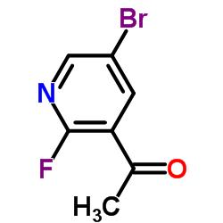 1111637-74-1 1-(5-Bromo-2-fluoro-3-pyridinyl)ethanone