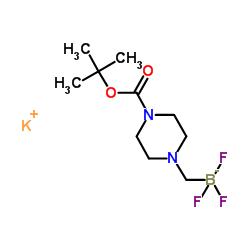 Potassium trifluoro[4-N-Boc-piperazin-1-yl) methy] borate 936329-97-4