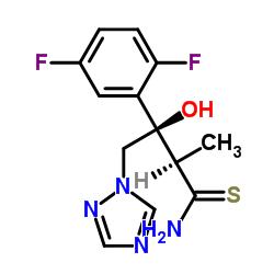 368421-58-3 (2R,3R)-3-(2,5-Difluorophenyl)-3-hydroxy-2-methyl-4-(1H-1,2,4-triazol-1-yl)butanethioamide