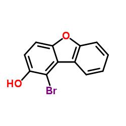 91267-95-7 1-bromodibenzofuran-2-ol
