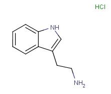 色胺盐酸盐 343-94-2