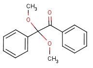 2,2-dimethoxy-2-phenylacetophenone 24650-42-8