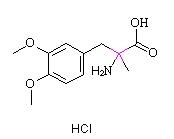 Dimethoxy Methyldopa hydrochloride 115217-60-2