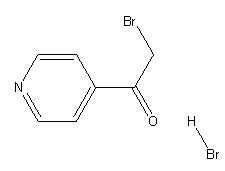 5349-17-7 2-bromo-1-(4-pyridinyl)-1-ethanone hydrobromide