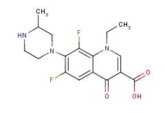 98079-51-7 lomefloxacin