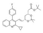 匹伐他汀钙异丙基叔丁酯