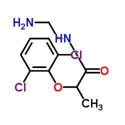 N-(2-氨基乙基)-2-(2,6-二氯苯氧基)丙酰胺 344443-16-9