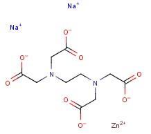 乙二胺四乙酸锌二钠盐水合物 39208-16-7;15304-64-0