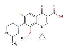 Gatifloxacin 112811-59-3