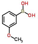 3-Methoxyphenylboronic acid 10365-98-7