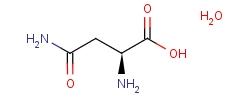 L-天门冬酰胺一水物 5794-13-8