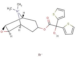Tiotropium Bromide 136310-93-5