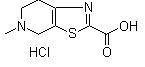 4,5,6,7-TETRAHYDRO-5-METHYL-THIAZOLO[5,4-C]PYRIDINE-2-CARBOXYLIC ACID HCL 720720-96-7