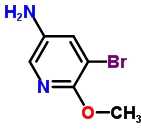53242-18-5 5-Amino-3-bromo-2-methoxypyridine