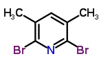 117846-58-9 3,5-Dimethyl-2,6-dibromopyridine