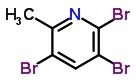 3430-15-7 2,3,5-Tribromo-6-methylpyridine