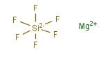 Magnesium fluosilicate 12449-55-7;16949-65-8