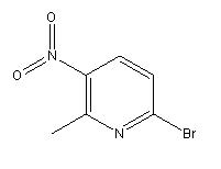 22282-96-8 6-bromo-2-methyl-3-nitropyridine