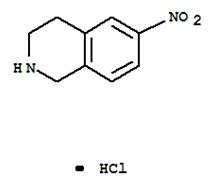 174648-98-7 6-NITRO-1,2,3,4-TETRAHYDRO-ISOQUINOLINE hydrochloride