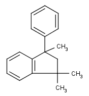 3910-35-8 1,1,3-trimethyl-3-phenylindane