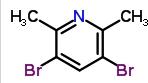 3430-34-0 3,5-dibromo-2,6-dimethylpyridine