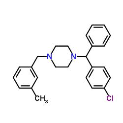美克洛嗪 569-65-3