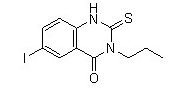 200938-58-5 6-iodo-3-propyl-2-thioxo-2,3-dihydroquinazolin-4(1H)-one
