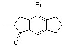 656800-67-8 4-bromo-2-methyl-2,3,6,7-tetrahydros-indacen-1(5H)-one