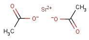 乙酸锶 543-94-2