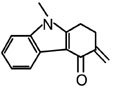 99614-64-9 1,2,3,9-TETRAHYDRO-9-METHYL-3-METHYLENE-4H-CARBAZOL-4-ONE