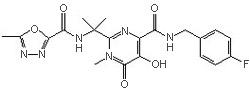 518048-05-0;1100750-83-1 Raltegravir