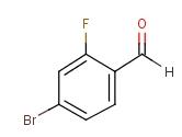 2-fluoro-4-bromobenzaldehyde 57848-46-1