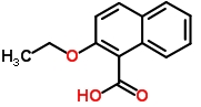 2-乙氧基-1-萘甲酸 2224-00-2