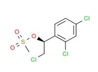 229334-55-8 (S)-2,4-dichloro-a-(chloromethyl)-benzenemethanol methanesulfonate