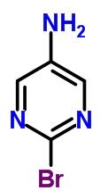 56621-91-1 2-Bromo-5-aminepyrimidine