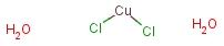 二水合氯化铜