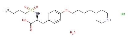 150915-40-5;142373-60-2 Tirofiban hydrochloride monohydrate