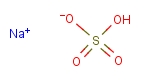 Sodium bisulfate 7681-38-1