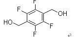 2,3,5,6-tetrafluoro-1,4-benzenedimethanol 92339-07-6
