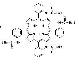55253-62-8 meso-Tetra(α,α,α,α-o-pivalamidophenyl)porphyrin