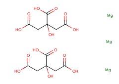 Trimagnesium dicitrate 3344-18-1