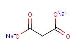丙二酸钠 141-95-7
