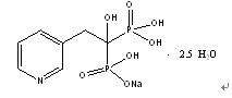 Risedremate Sodium 329003-65-8