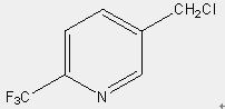 2-(trifluoromethyl)-5-chloromethyl pyridine 386715-33-9